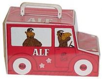 ALF - Merchandising Melmac Bus - Audio Tapes Cary Case
