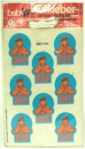 ALF - Merchandising Stickers set
