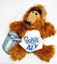ALF - Plush Hand Puppet 12\'\' - Cooker