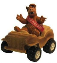 ALF - Pvc figure Bully - Jeep