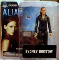 Alias - Sydney Bristow (in suit)