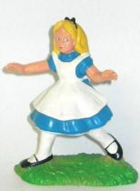 Alice in Wonderland (Disney\'s) - Bully PVC Figure - Alice