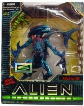 Alien Resurrection - Hasbro - Aqua Alien