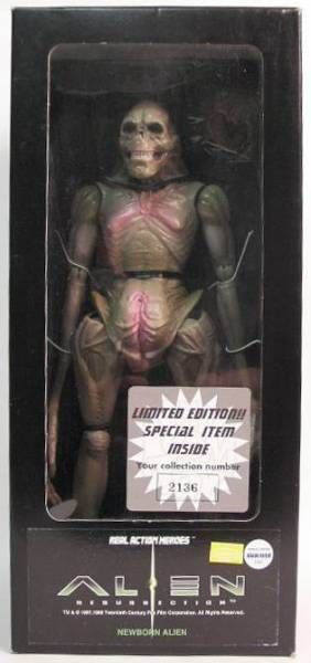 Alien Resurrection - Medicom - Newborn Alien