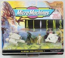 Aliens - Galoob - Micro Machines Aliens Collection set #1