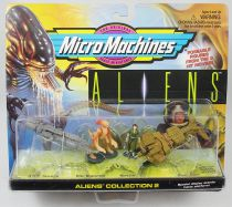 Aliens - Galoob - Micro Machines Aliens Collection set #2