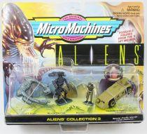 Aliens - Galoob - Micro Machines Aliens Collection set #3