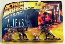 Aliens - Kenner - Action Masters 4-pack Die-cast Metal Collectible