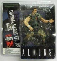 Aliens - McFarlane Toys Movie Maniacs - Colonial Marine CPL. Hicks