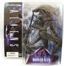 Aliens - McFarlane Toys Movie Maniacs 6 - Alien Warrior 01