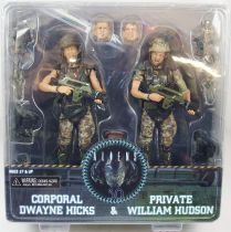 Aliens - NECA - Corporal Dwayne Hicks & Private William Hudson