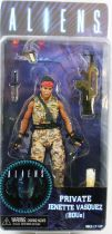 AlienS - NECA - Private Jenette Vasquez (BDUs)