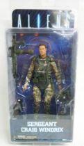 Aliens - NECA - Sergeant Craig Windrix