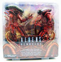 Aliens Genocide - NECA - Big Chap & Dog Alien (2-pack)