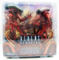 Aliens Genocide - NECA - Big Chap & Dog Alien (2-pack)
