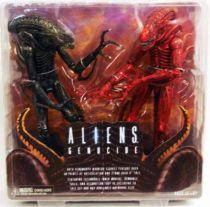 Aliens Genocide - NECA - Xenomorph Warriors