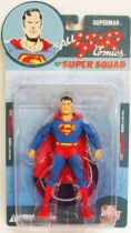 All Star Comics with the Super Squad - Superman
