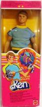 All Star Ken - Mattel 1981 (ref.3553)
