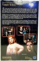 Alyson Hannighan as Vampire Willow  - Sideshow Toys 12 inches (mint in box)