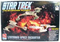 AMT Ertl - Star Trek \'\'The Enterprise Incident\'\' Legendary Space Encounter