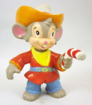 An American Tail : Fievel Goes West - Applause PVC Figure - Fievel