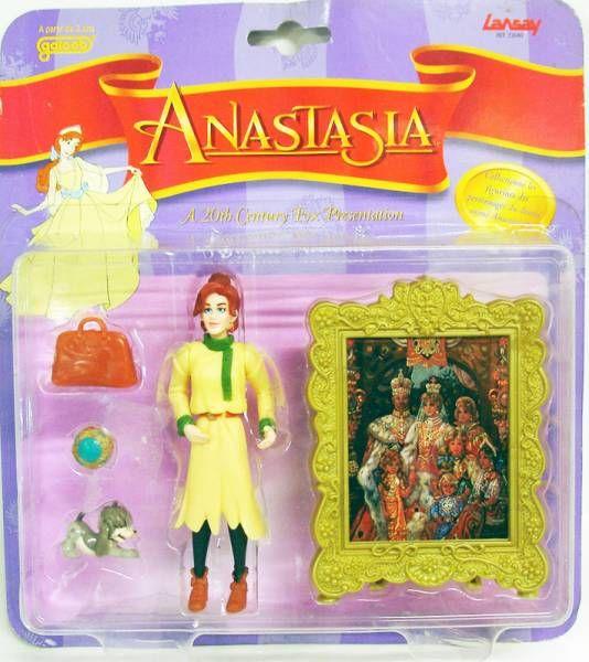 Anastasia - Galoob Action Figure - Anya & Pooka