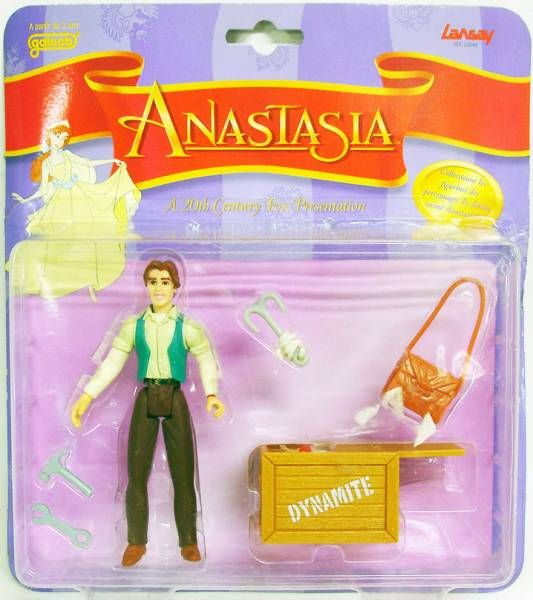 Anastasia - Galoob Action Figure - Dimitri