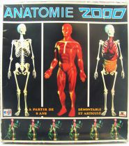 Anatomy 2000 - Educative Playset - Céji