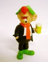 Andy Capp - Schleich - Andy Capp with a beer
