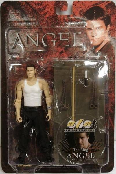Angel - The Ring - Diamond Action Figure (Mint on card)