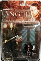 Angel - Wesley - Season Four - Diamond Action Figure (Mint on card)