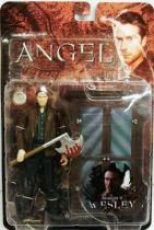 Angel - Wesley - Season Four - Diamond Action Figure (Mint on card)