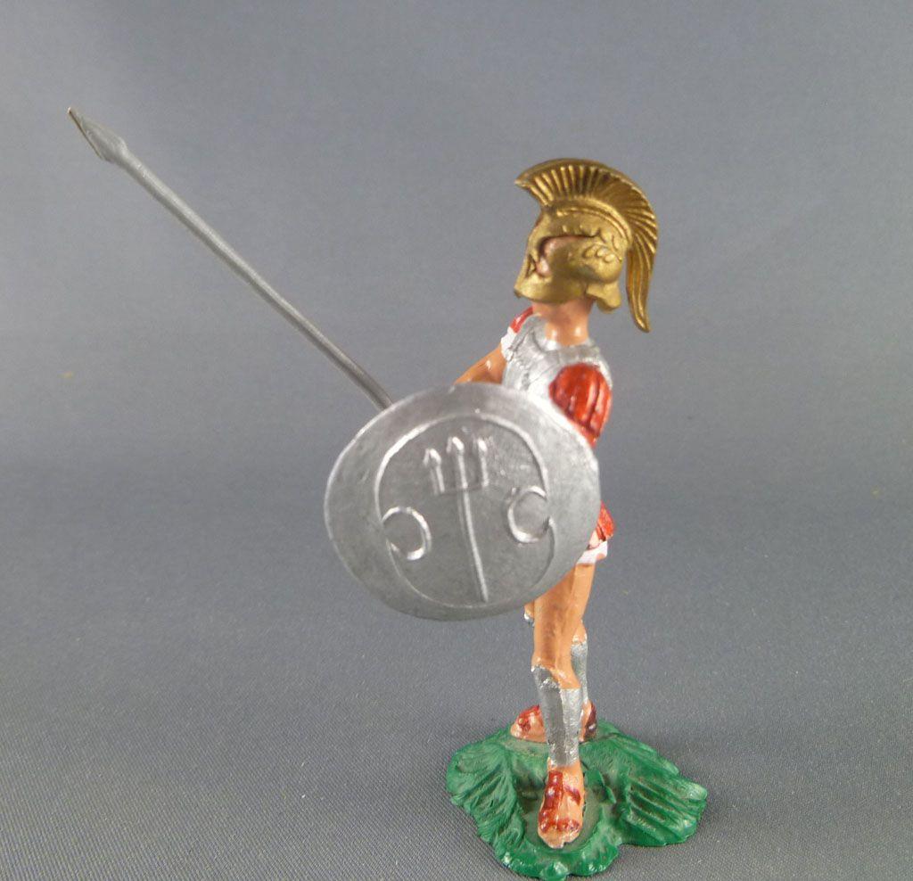Aohna (Athena) - 65mm - Antiquité Armée Grecque - Infanterie lance & bouclier