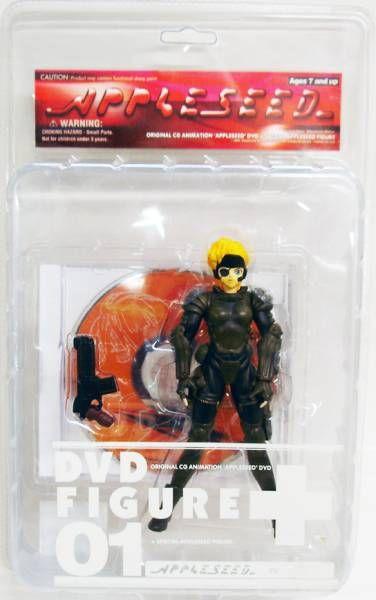 Appleseed - Yamato figure with DVD - Gartham