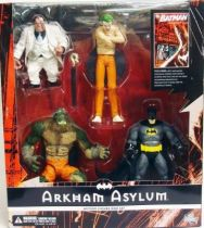 Arkham Asylum -  Exclusive Action Figure Gift Set