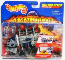 Armageddon - Mattel Hot Wheels - Action Sites Drilling Unit