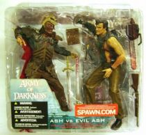 Army of Darkness - Ash vs Evil Ash - McFarlane Movie Maniacs