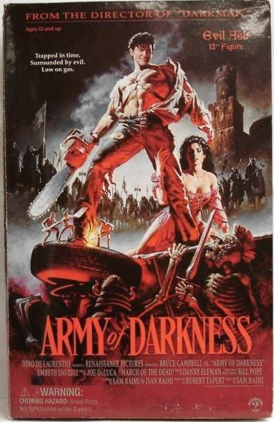 Army of Darkness - Evil Ash - Sideshow Collectibles 12\'\' figure
