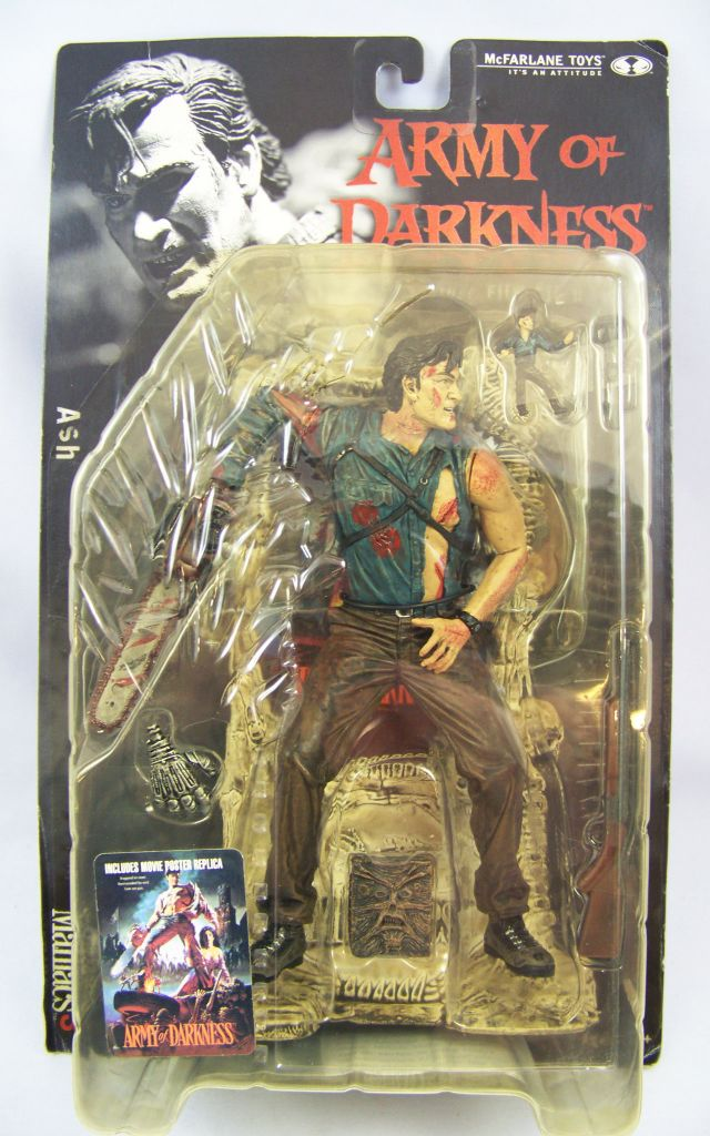 Army of Darkness - McFarlane Toys - Ash (Movie Maniacs 3) 01