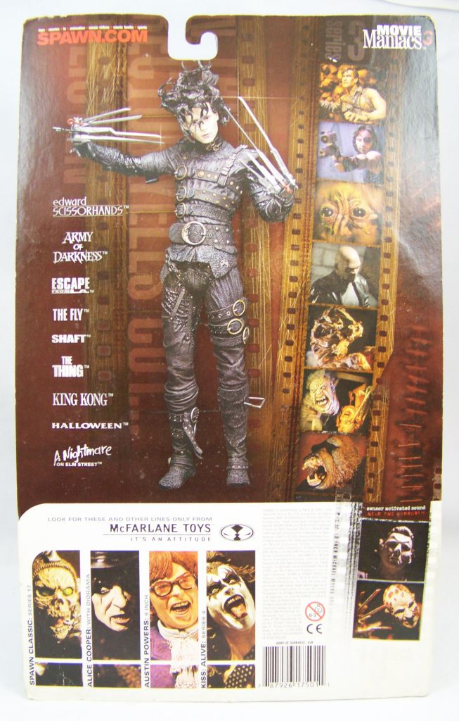 Army of Darkness - McFarlane Toys - Ash (Movie Maniacs 3) 02