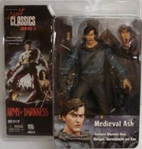 Army of Darkness - Medieval Ash - NECA Cult Classics series 5 figure