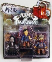 Army of Darkness - Mezco - Mez-Itz 3-pack