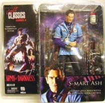 Army of Darkness - S-mart Ash - NECA Cult Classics series 6 figure