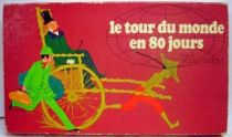 Around the World in 80 Days (Jules Verne)  - Board Game Gay-Play