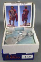 Art Girona - H-09 Publius Aelius Hadrianus Roman Emperor White Metal Kit 1/35