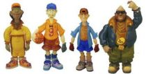 Arthur presents... your mother - Set of 4 talking action figures