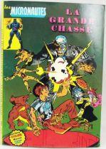 Artima Color Marvel Comics - Les Micronautes  La Grande Chasse