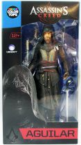 """Assassin\'s Creed - Aguilar (Color Tops 6\"""" figure)"""
