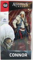 """Assassin\'s Creed - Connor (Color Tops 6\"""" figure)"""