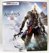 Assassin\'s Creed 3 - Connor - Figurine Play Arts Kai - Square Enix 01
